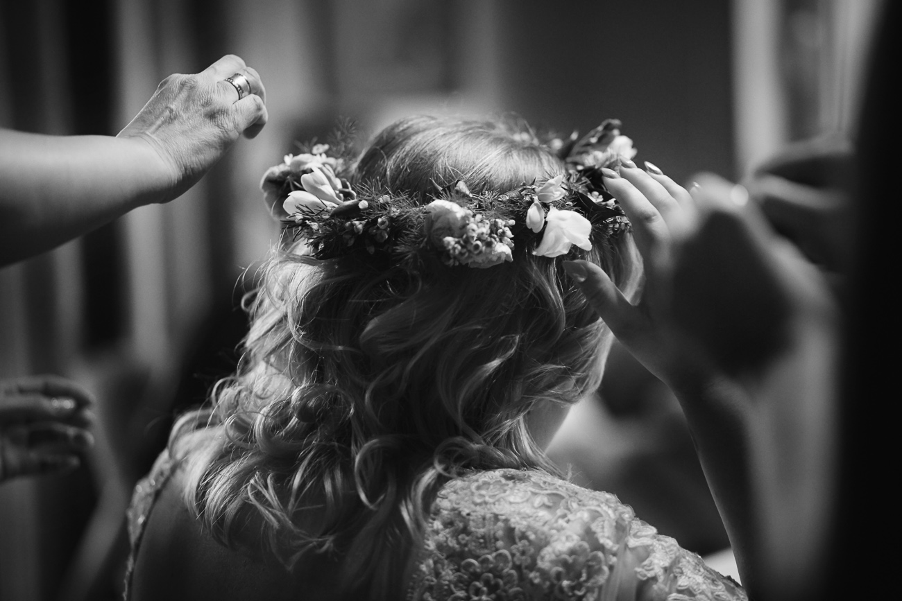 przygotowania do ślubu Klaudia i Paweł - Błądzim
