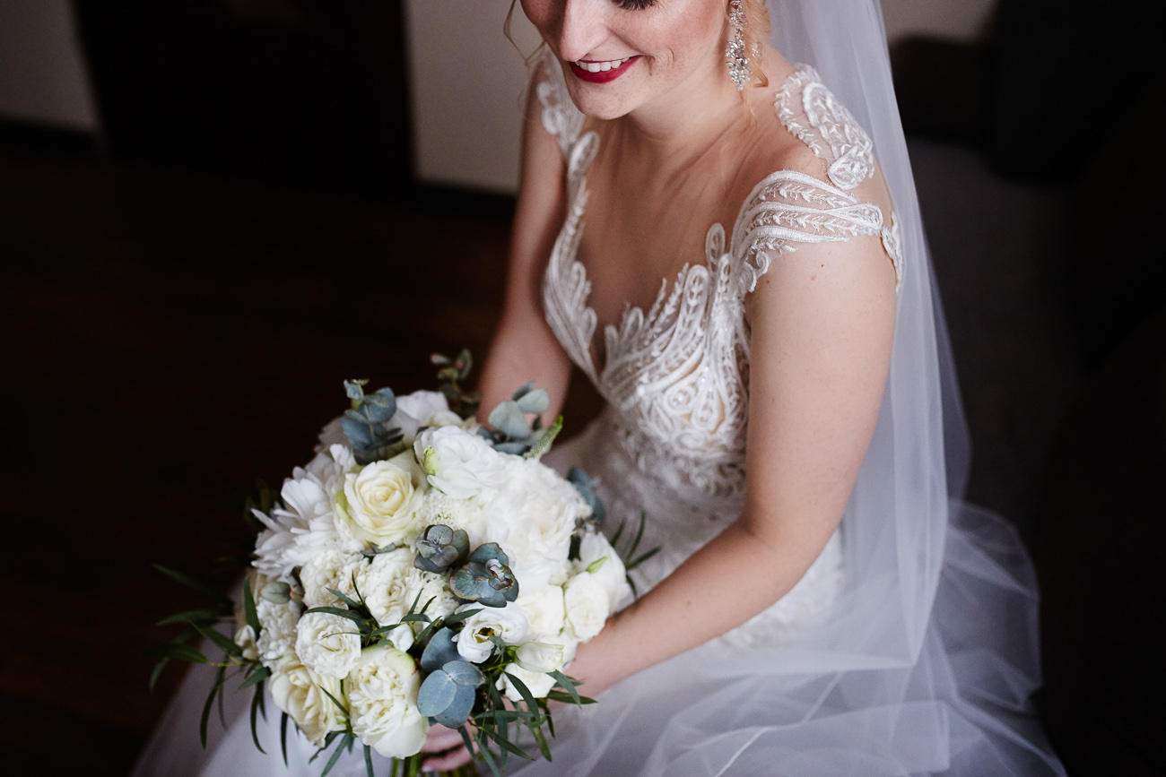 przygotowania do ślubu Magda i Mateusz - Rypin