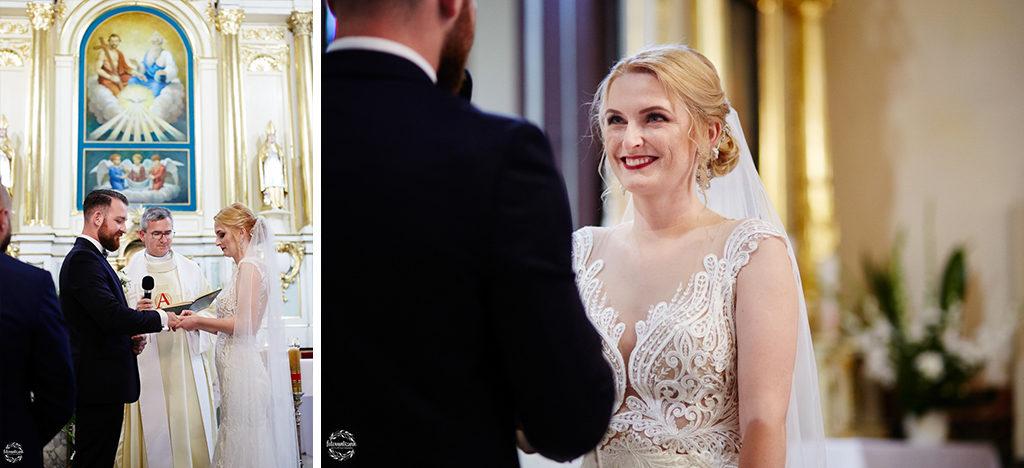 fotografia ślubna Grudziądz - przysięga małżeńska 6
