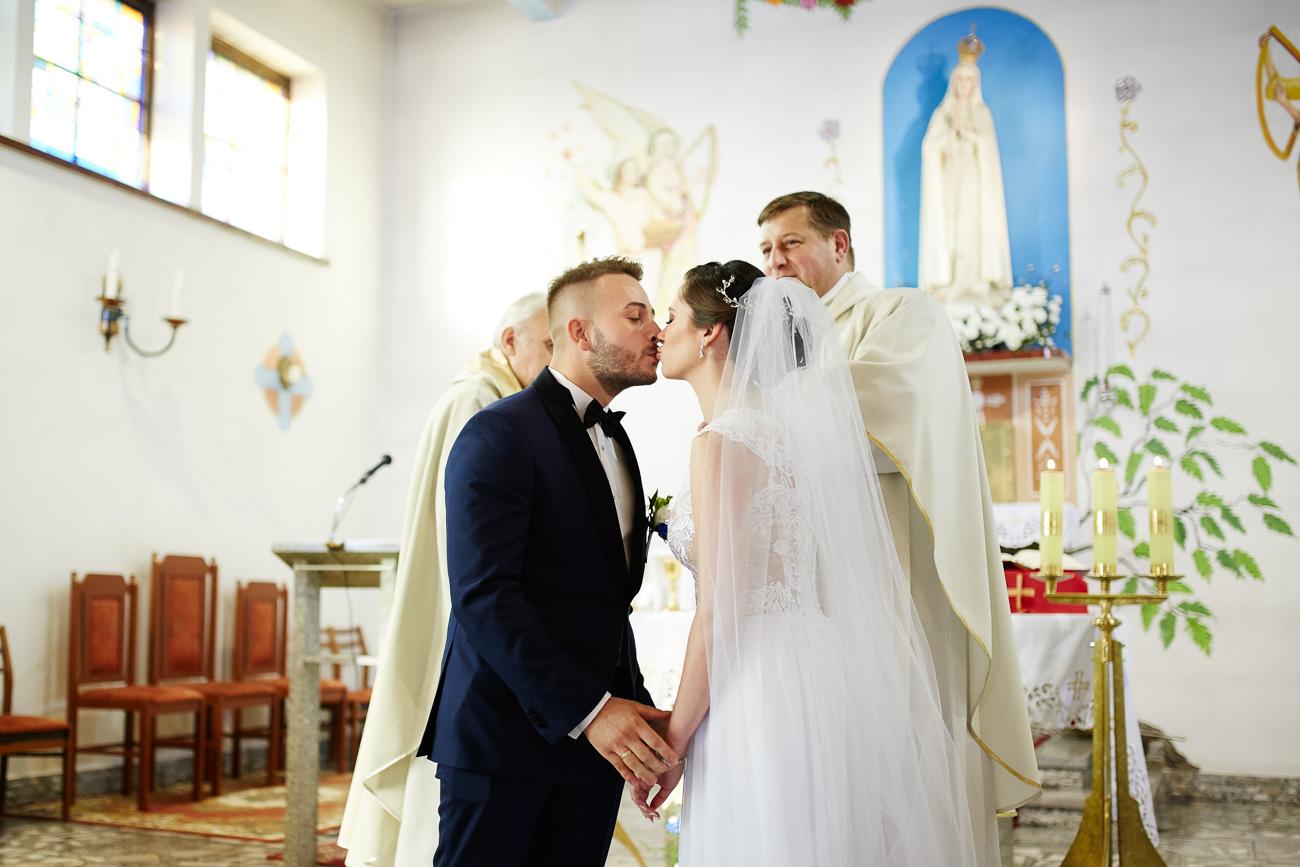 ślub Ania i Sławek w Grudziadzu