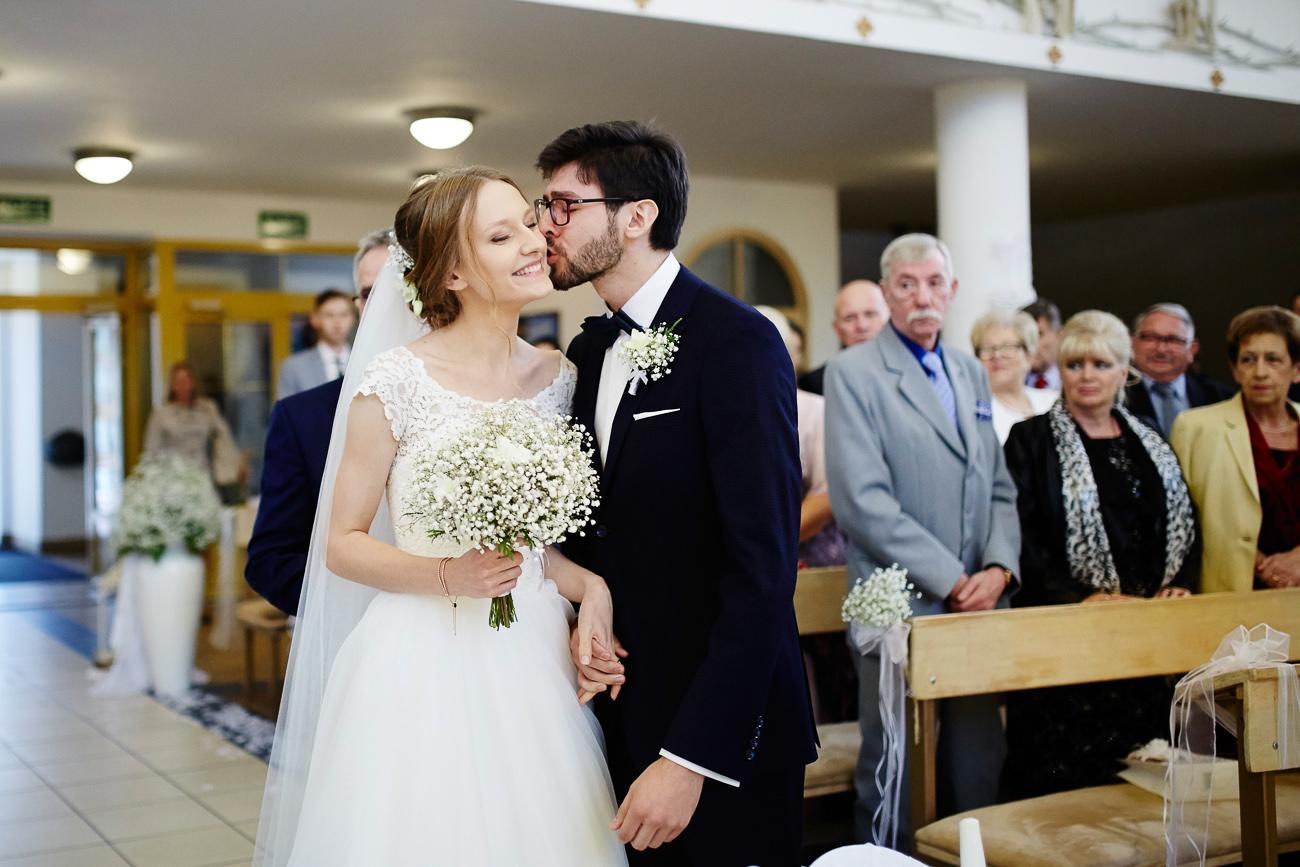 ślub Aniki i Krystiana w Włocławku