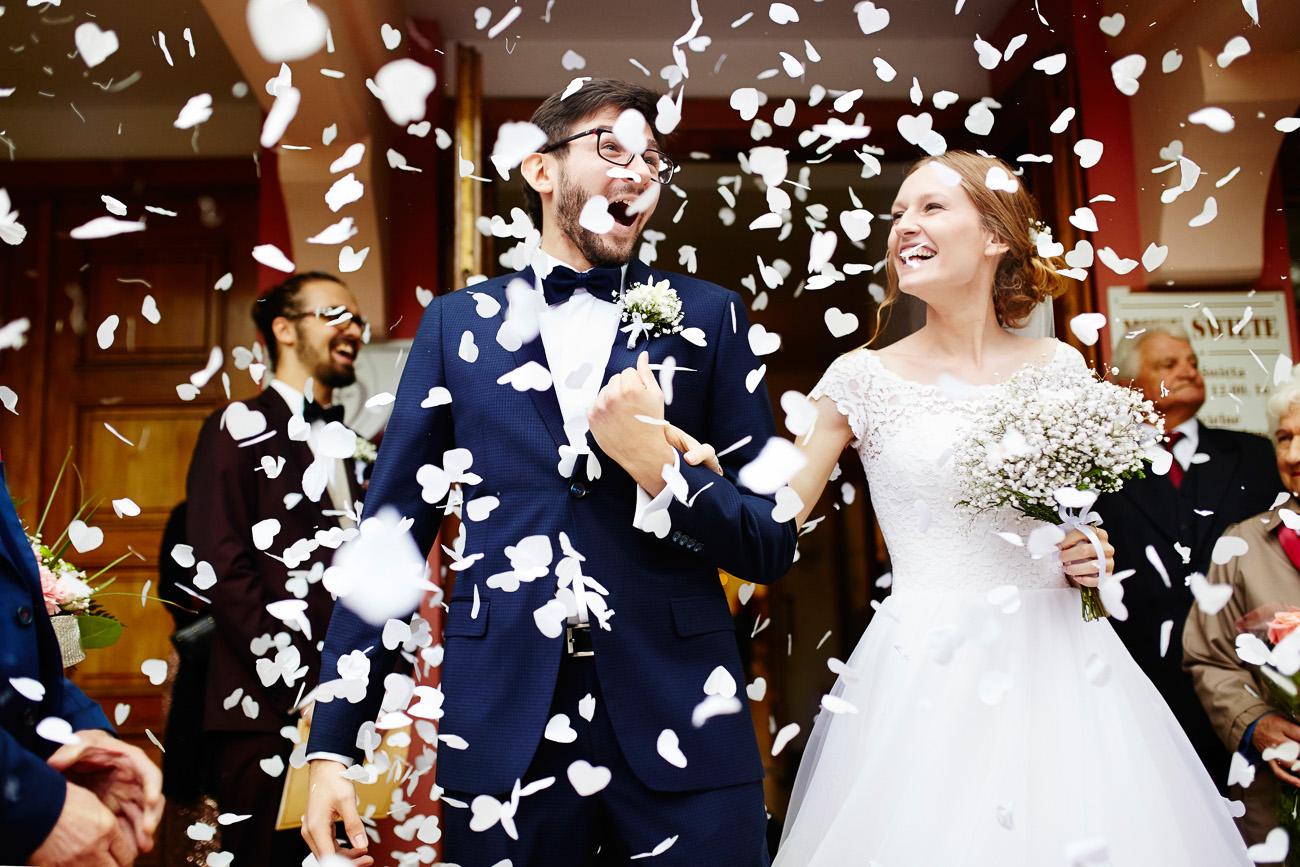 ślub Aniki i Krystiana we Włocławku