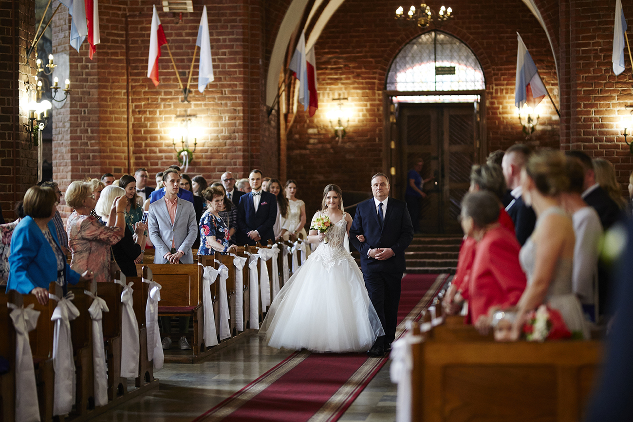 ślub Asi i Kamila w Grudziądzu