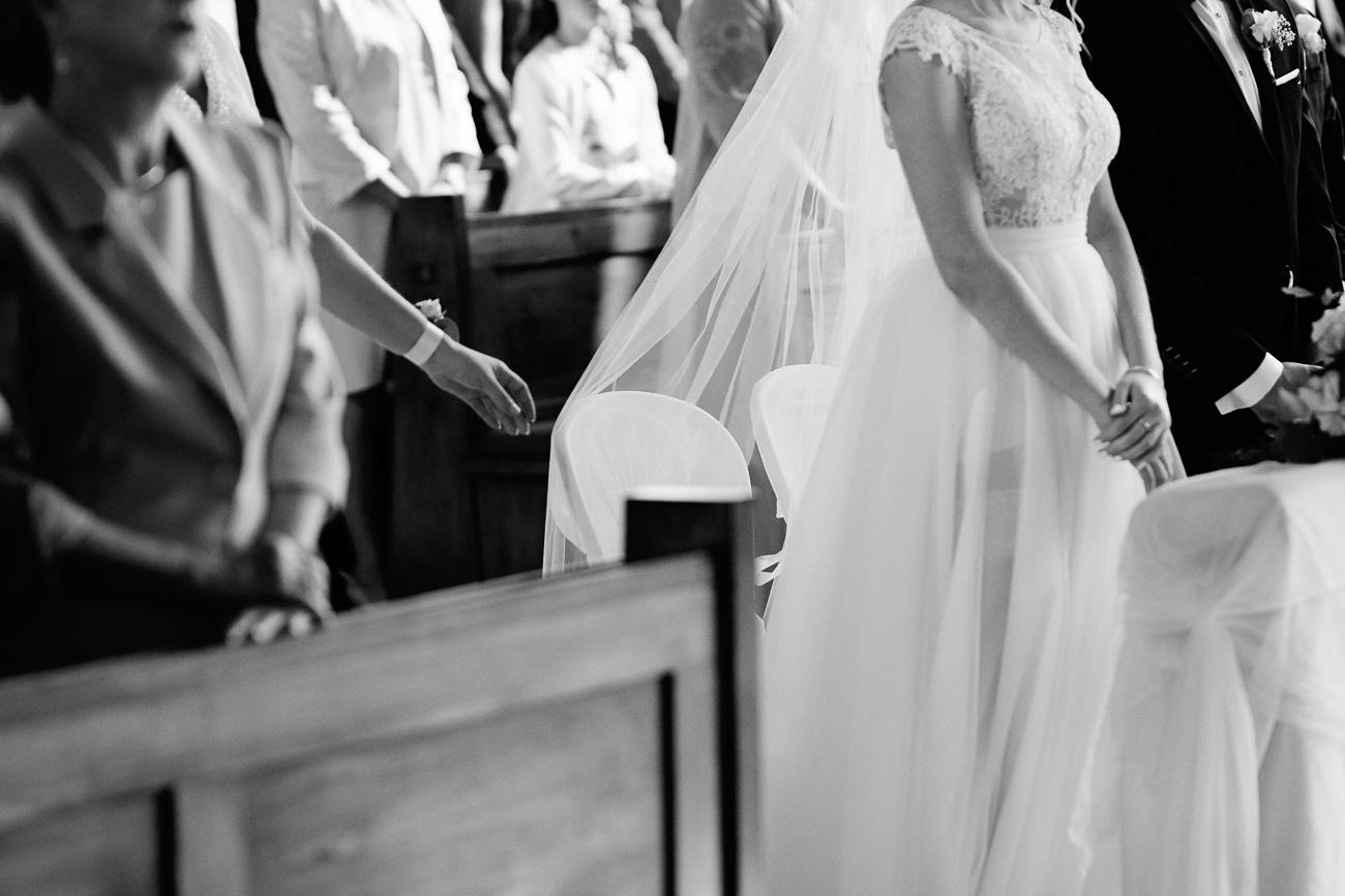 ślub Darii i Adama w Osiu