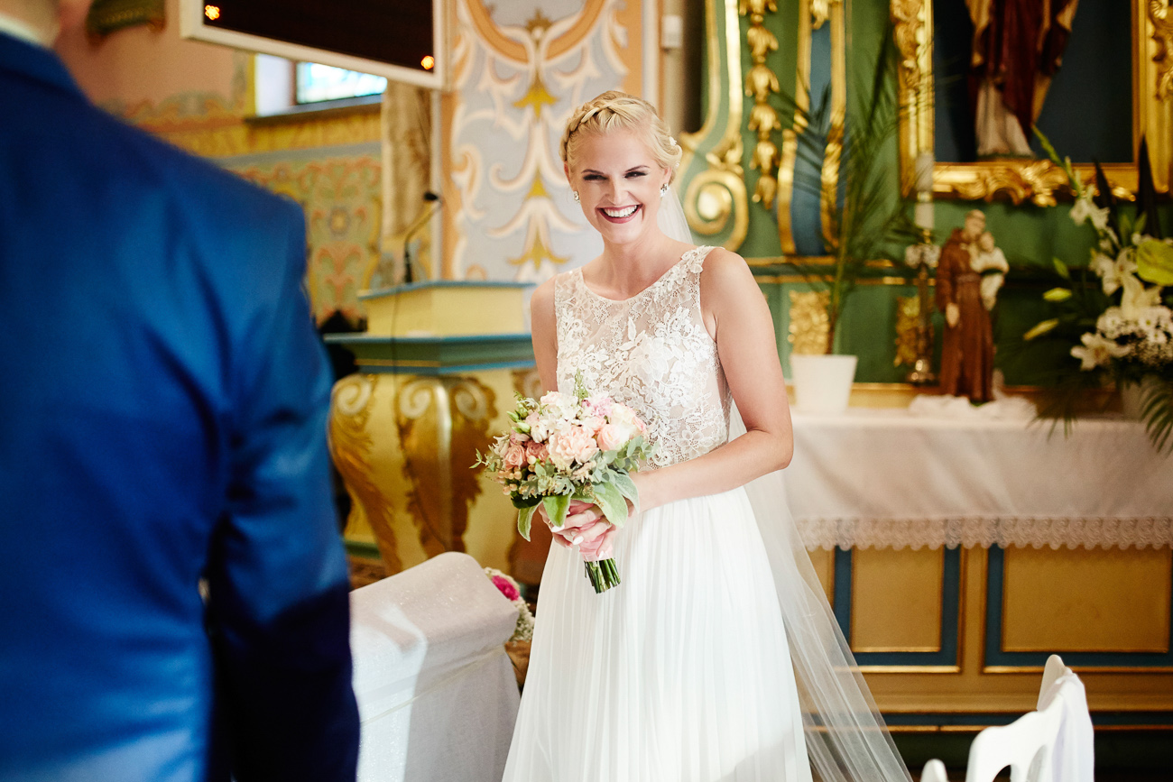 ślub Ilony i Pawła w Rypinie