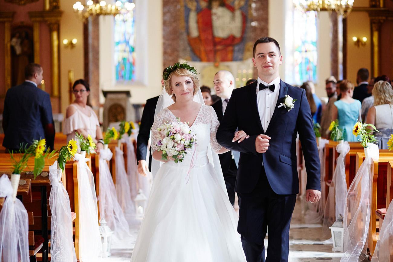 ślub Kasi i Artura w Grudziądzu