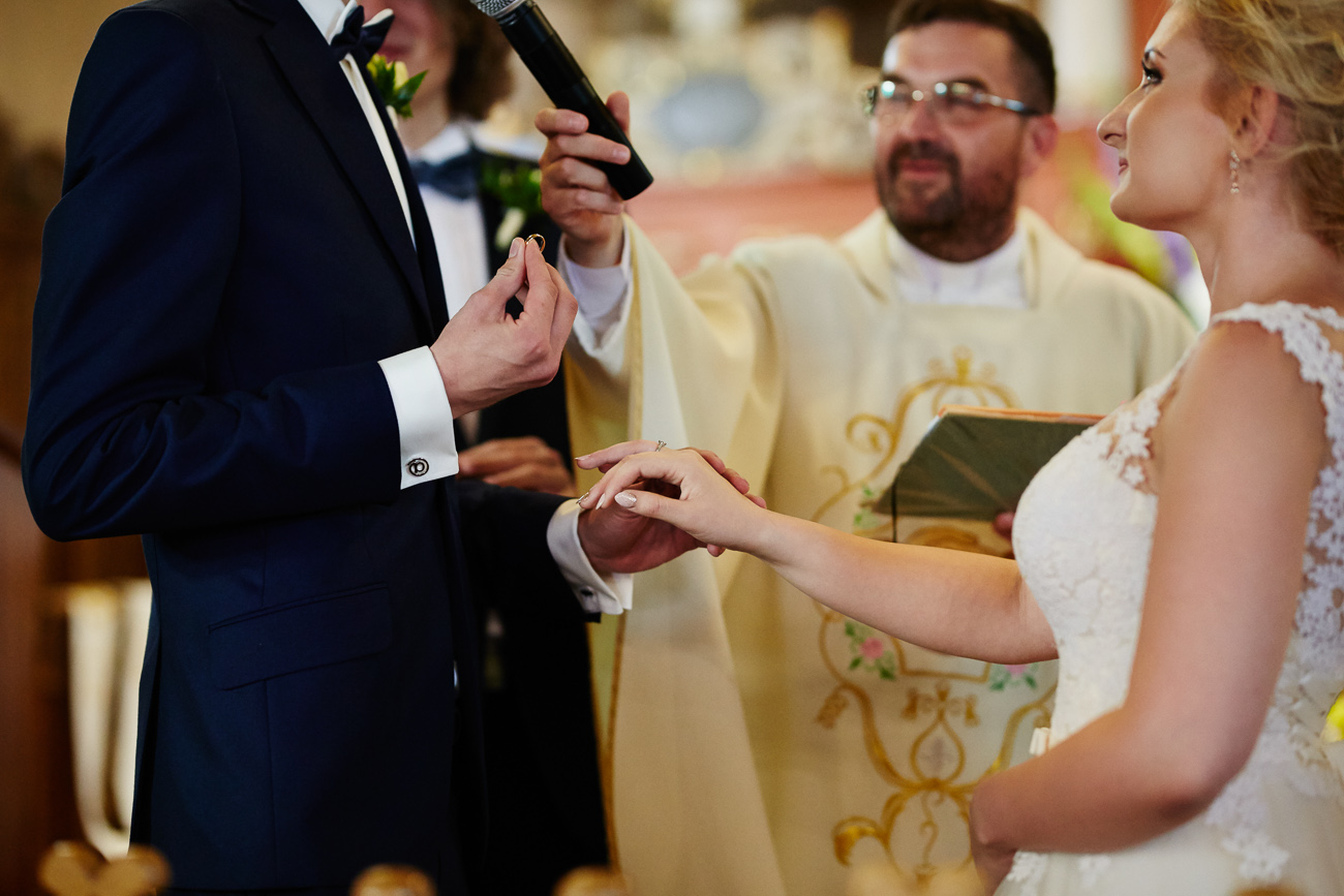 ślub Marty i Jeremiasza w Grudziądzu