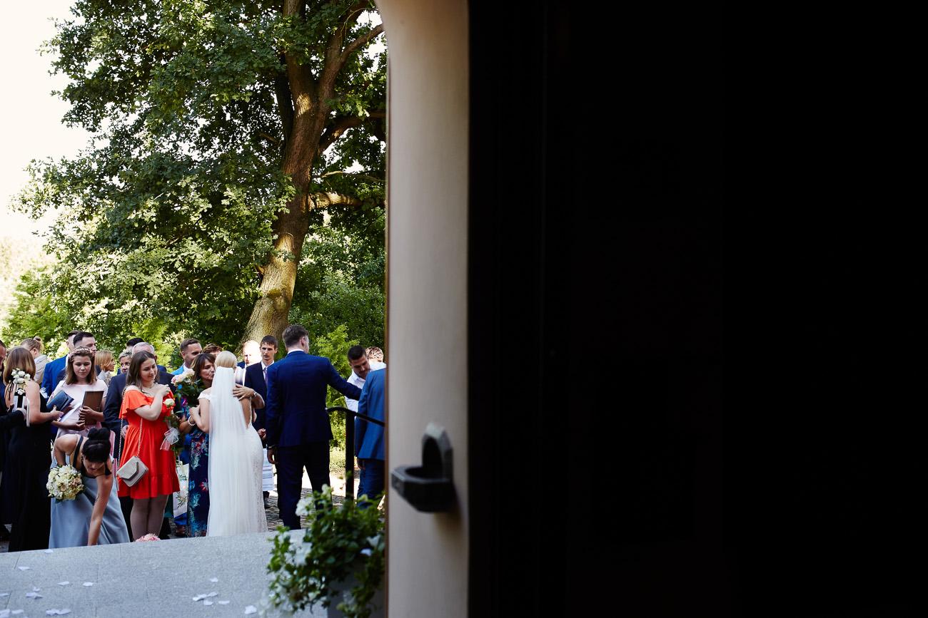 ślub Natalii i Mateusza w Pieńkach Królewskich koło Grudziądza