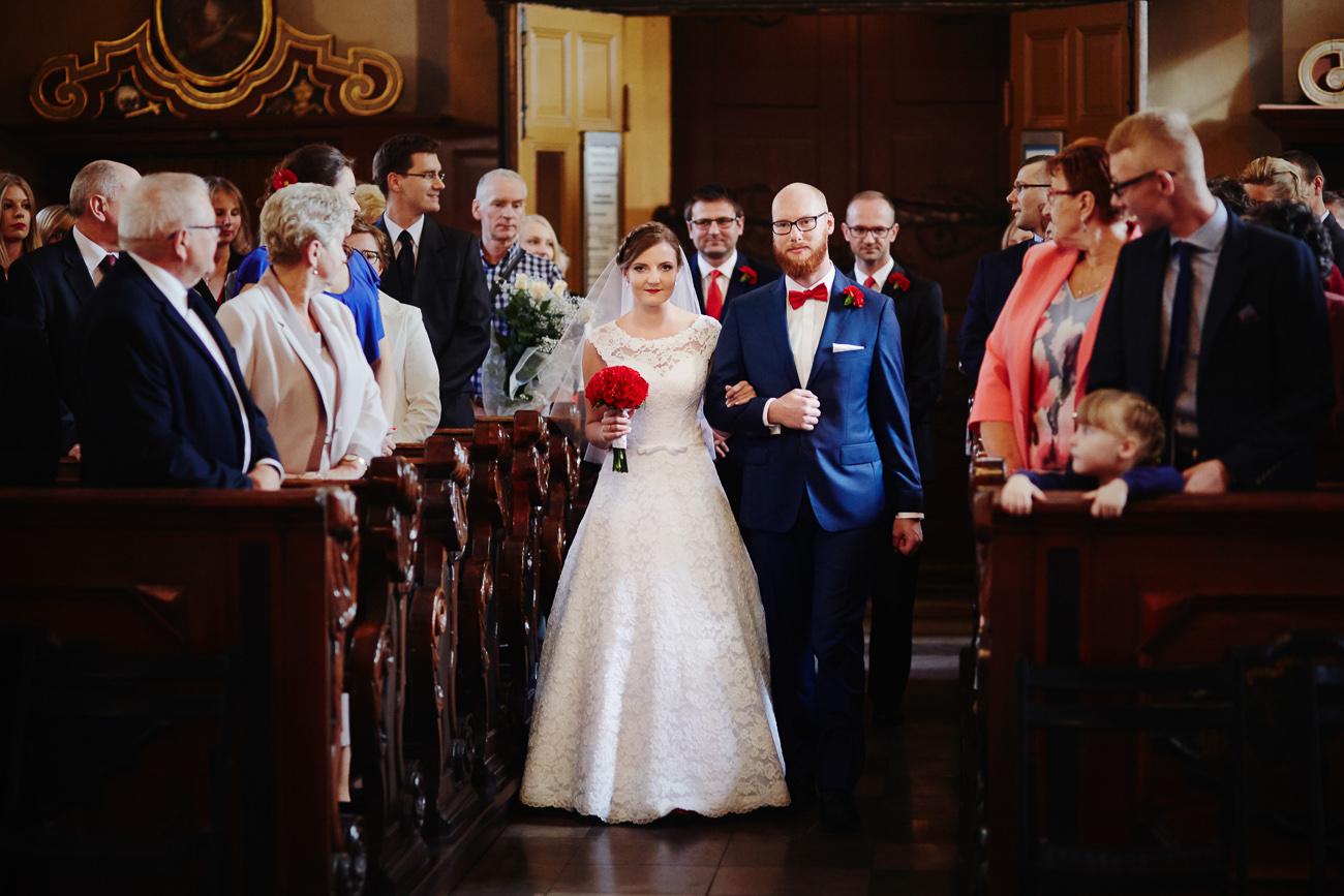 ślub Oli i Mariusza w Grudziądzu