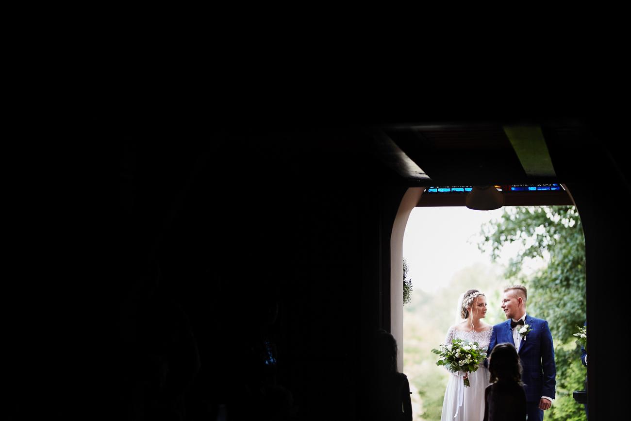 ślub Sary i Marcina w Pieńkach Królewskich koło Grudziądza