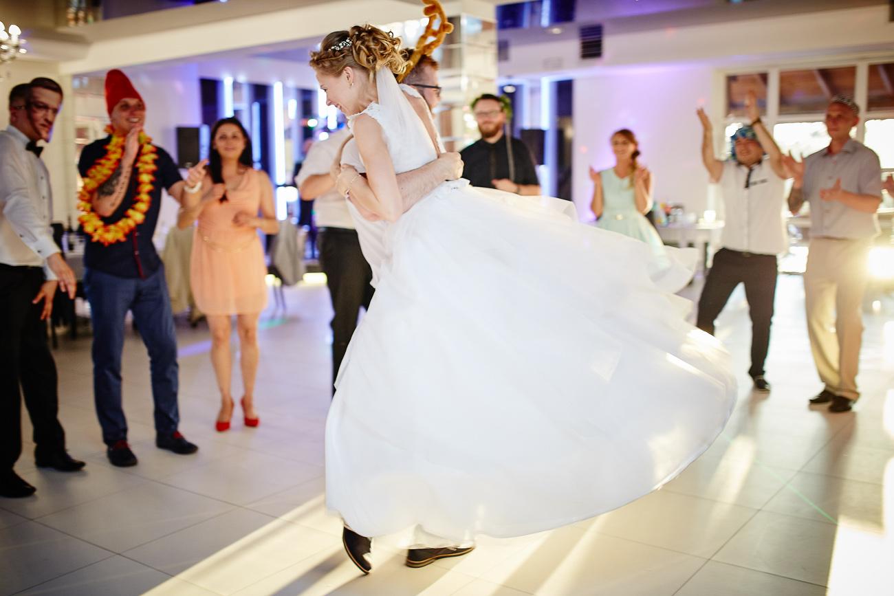wesele Bereniki i Jakuba w Gracja w Bądkowie