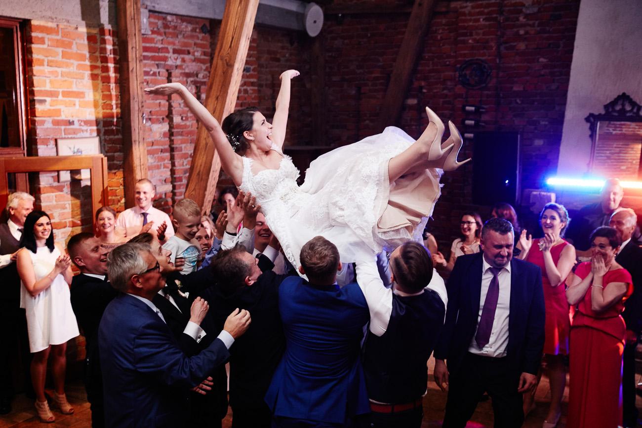 wesele Justyny i Przemka w Cedrowym Dworku