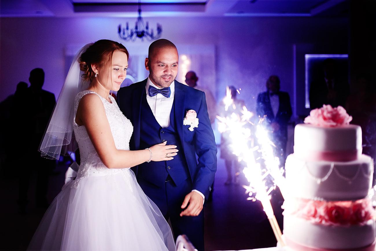wesele Małgosi i Ranjita w Chojnie