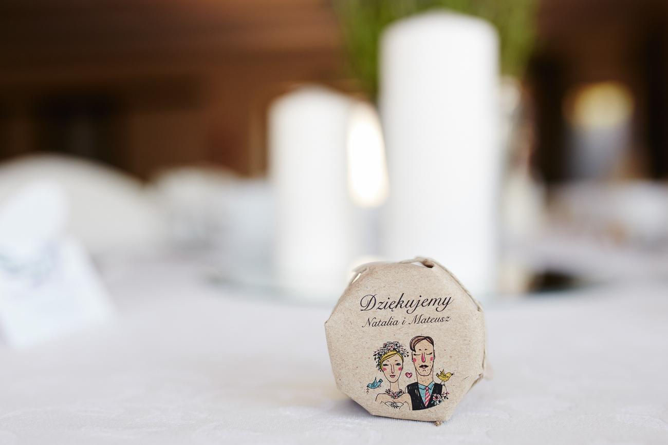wesele Natalii i Mateusza w Białym Borze k. Grudziadza