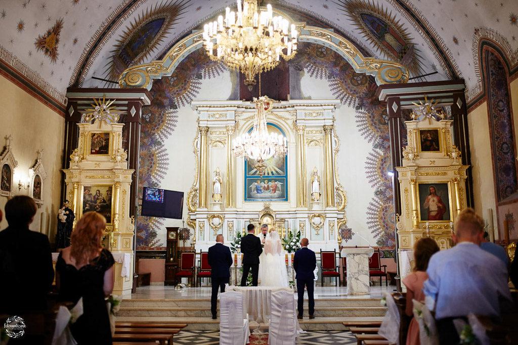 fotografia ślubna Grudziądz - przysięga małżeńska