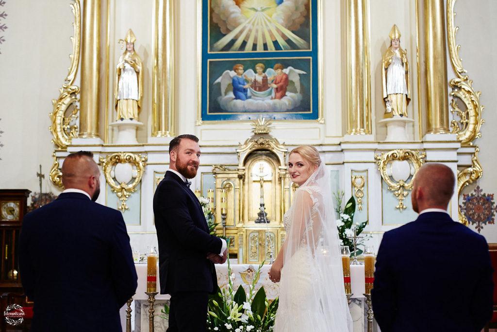 fotografia ślubna Grudziądz - przysięga małżeńska 3