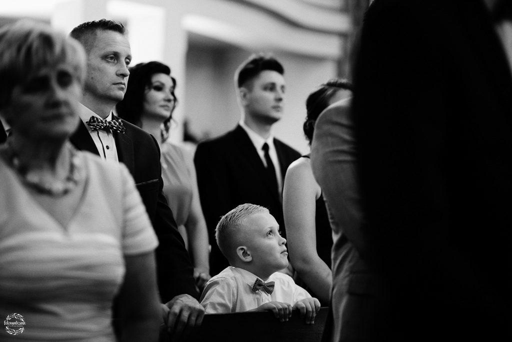 fotografia ślubna Grudziądz - dzieci na ślubie 2