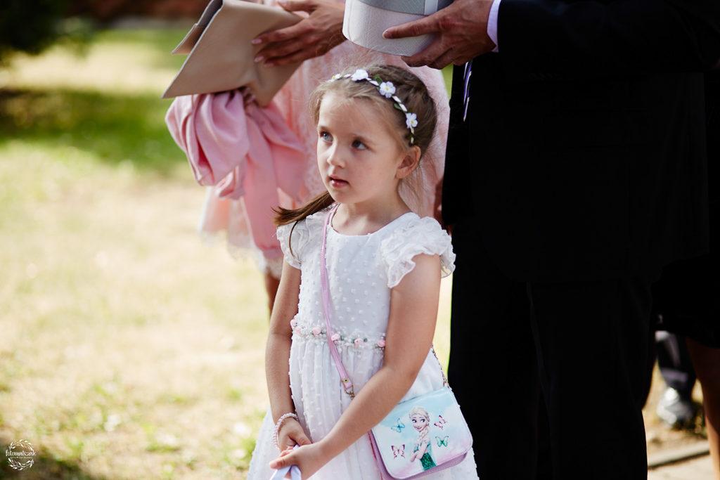 fotografia ślubna Grudziądz - dzieci na ślubie