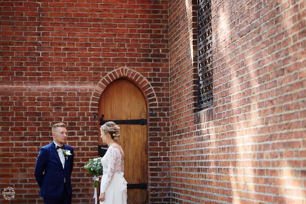 ślub i wesele w Grudziądzu - para młoda
