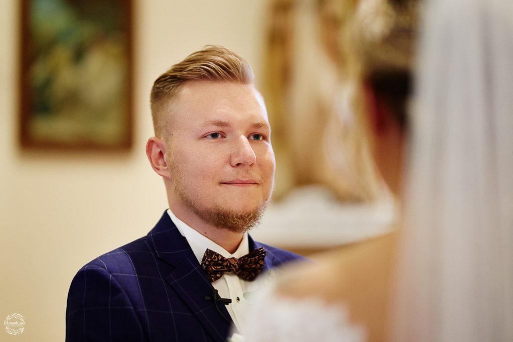 ślub i wesele w Grudziądzu - przysięga małżeńska