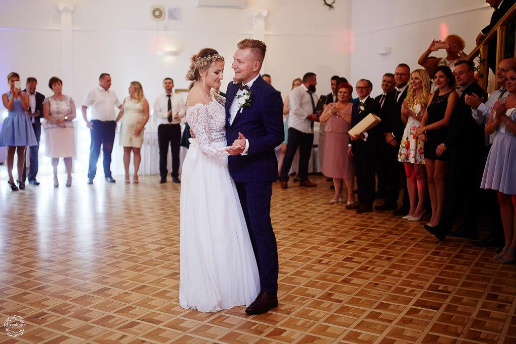 ślub i wesele Grudziądz - pierwszy taniec