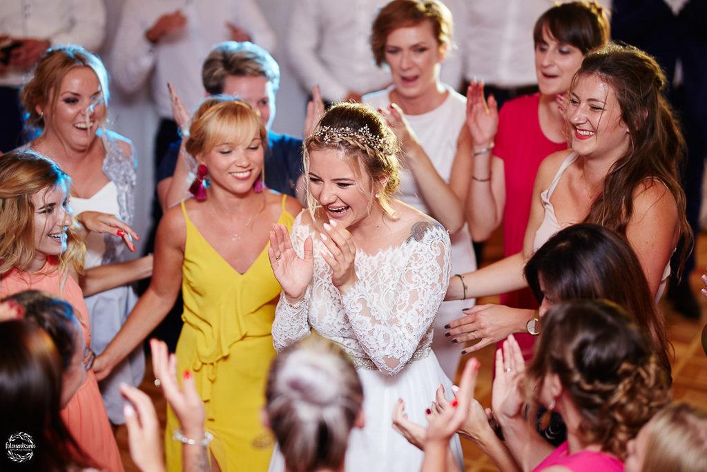 Ślub i wesele Grudziądz- plener - panna młoda
